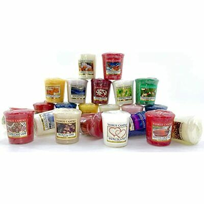 Yankee Candle Scented Votive Sampler - Huge Selection - Fast Delivery • 1.99£