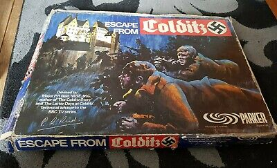 Parker Escape From Colditz  Board Game • 44.99£
