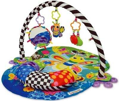 LAMAZE Freddie The Firefly Baby Activity Play Mat | 3-in-1 Gym With 3 Sensory To • 37.95£