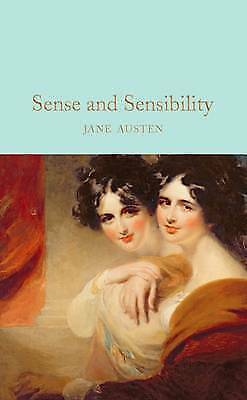 Sense And Sensibility (Macmillan Collector's Library) Austen, Jane Very Good Boo • 4.84£