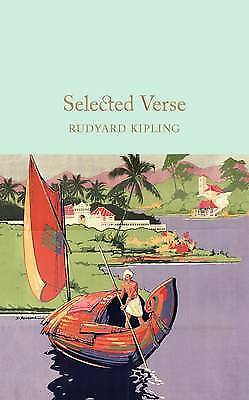 Selected Verse (Macmillan Collector's Library) Kipling, Rudyard Very Good Book • 3.87£