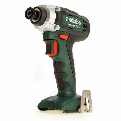 Metabo SSD12 601114890 PowerMaxx 12V Impact Driver (Body Only) • 74£