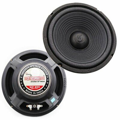$ CDN22.58 • Buy Replacement 8  Woofer Speaker 13 Oz Magnet 500W PMPO Car Home Audio STEREO 4 Ohm