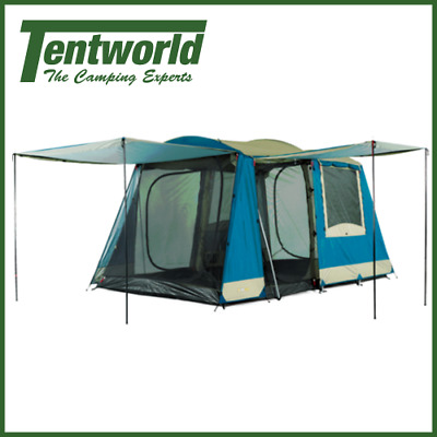 AU199.99 • Buy OZtrail Sundowner Fast Frame 6 Man / Person Instant Up Dome Camping Tent