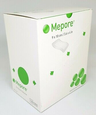 £3.59 • Buy Mepore Sterile Dressing 9cm X 10cm | Cuts | Burns | Wounds | Grazes | First Aid