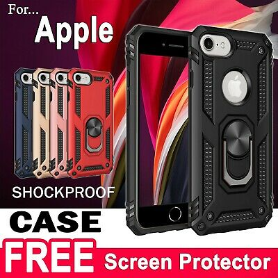 AU10.95 • Buy For Apple IPhone SE 7 8 6 6S Plus 11 Pro XS Max Case Shockproof Heavy Duty Cover