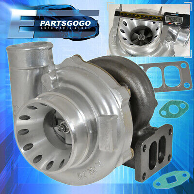 $198.99 • Buy Oil Cooled Big T70 Turbo Charger Upgrade Performance T3 Manifold Flange .70A/R