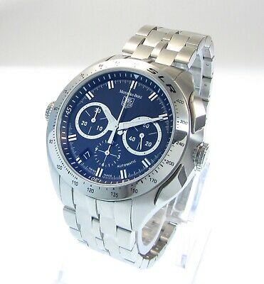 £2058 • Buy Tag Heuer Mercedes SLR Date Automatik Racing Chronograph-Limited Edition-44,5 Mm