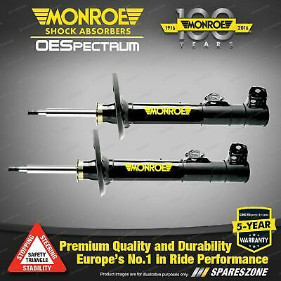 AU412.86 • Buy Monroe Front OEspectrum Shock Absorbers For Volkswagen POLO Mark IV 9N Hatch