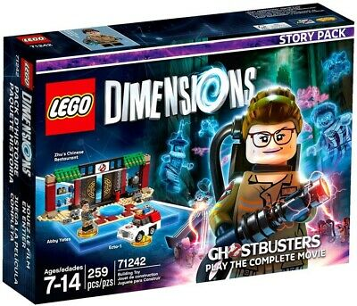 AU19.49 • Buy Brand New Factory Sealed Lego  Dimensions 71242 Ghostbuster Chinese Ecto 1 Car
