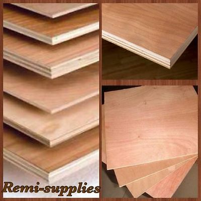 6mm Thick Sheets Plyboard PlyWood Flooring Subfloors Board Many Size Option PLY • 14.30£