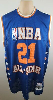 $ CDN31.50 • Buy Mitchell & Ness Vintage 2004 Hardwood Classic #21 NBA All Star Jersey Size XXL