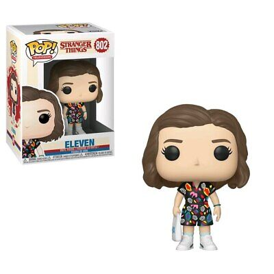 AU19.99 • Buy Stranger Things - Eleven Mall Outfit Pop! Vinyl-FUN38536
