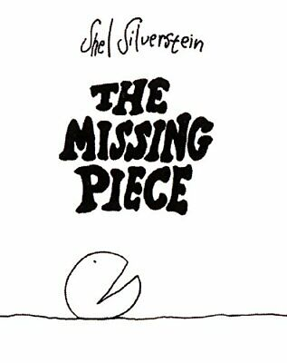 The Missing Piece, Hardback Library Binding  By Shel Silverstein • 21.03£