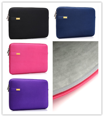 11.6 ~ 12  Inch Laptop Netbook Notebook Sleeve Bag Tablet Case Cover Soft Pouch  • 6.99£