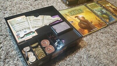 $ CDN31.77 • Buy Insert For 7 Wonders Duel & Expansions