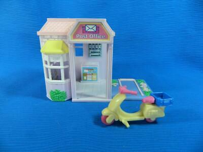 $10.99 • Buy Fisher Price Sweet Streets Post Office & Scooter For Playset Replacement ~ READ!
