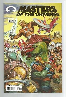 $9.99 • Buy Masters Of The Universe #1 Image 2002 Cover C GOLD FOIL Invincible Preview
