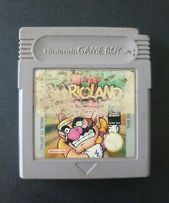 AU19.99 • Buy WARIO LAND II Nintendo Game Boy Game Cartridge
