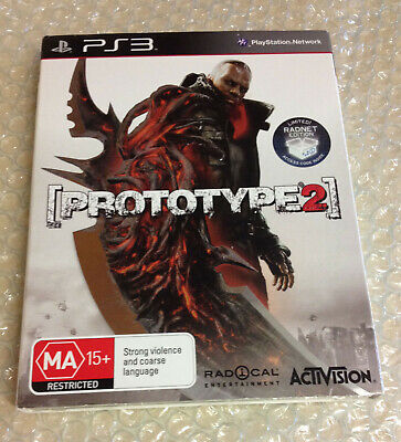 AU14.95 • Buy Sony Playstation 3 - Prototype 2 With Slip Case - PS3