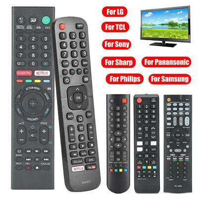 AU20.13 • Buy TV Remote Control Controller For LG Samsung Philips Sharp Hisense Panansonic TCL