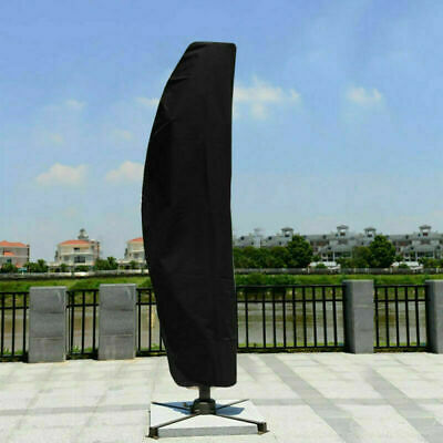 AU17.69 • Buy Outdoor 280CM Parasol Umbrella Cover Cantilever Banana Parasol Cover Waterpr