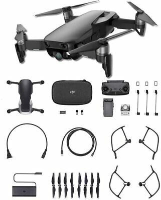 AU965.93 • Buy DJI Mavic Air Fly More Combo + PolarPro Cinema Series Filters - Onyx Black...