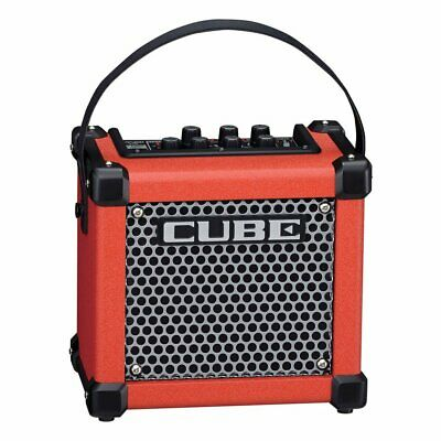 AU212.49 • Buy Roland Micro Cube GX Guitar Amplifier Red