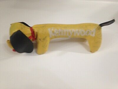 $9.99 • Buy Vintage Kennywood Amusement Park Pittsburgh, PA Advertising Stuffed Vinyl Dog