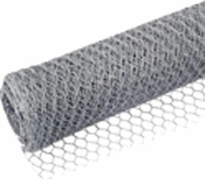 Silver Chicken Rabbit Pet Hutch Poultry Coop Fencing Wire - 13mm Kingfisher • 9.50£