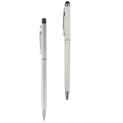 £4.07 • Buy 2x Multipurpose 13.5CM Capacitive Pen Touch Screen Stylus For I-Pad Pad PC