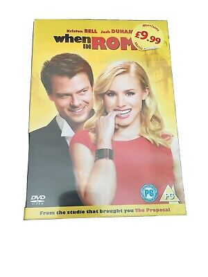 When In Rome (DVD, 2010) • 2£