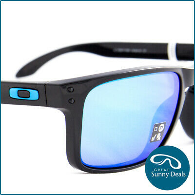 AU158 • Buy NEW Oakley Holbrook XL Polished Black Prizm Sapphire (9417-03) Sunglasses