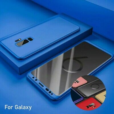 AU14.18 • Buy 360 Cover PC Back Front Screen Film Case For Samsung S20 Ultra/Plus Note10 S9 S8