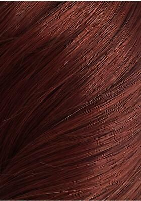 $224.51 • Buy Mahogany- Deluxe 18  Seamless Clip In Human Hair Extensions 180g