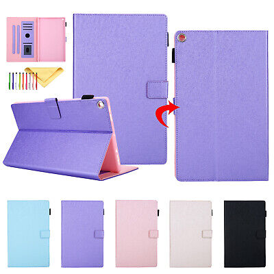 AU22.98 • Buy For Amazon Kindle Fire HD10/HD8 Magnetic Smart Leather Wallet Stand Case Cover