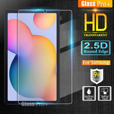 AU9.95 • Buy For Samsung Galaxy Tab S6 Lite 10.4  SM-P610/615 Tempered Glass Screen Protector