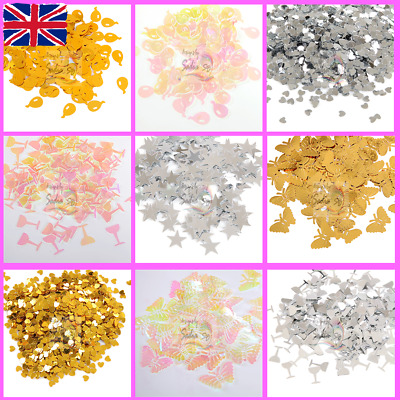 £1.95 • Buy Confetti Wedding Scatter Table Party Celebration Decoration