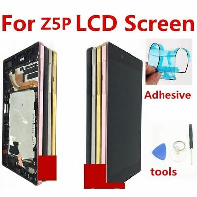 $ CDN65.01 • Buy LCD Touch Screen Digitizer For Sony Xperia Z5 Premium + Frame E6853 E6883 E6833