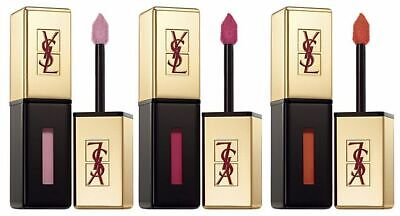 Yves Saint Laurent YSL Rouge Lipgloss 6ml(Choose Your Shade) • 12.99£