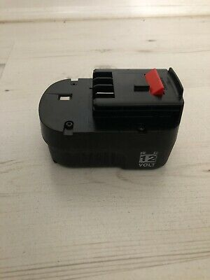 Black & Decker 12V Battery A12 - Working • 15£