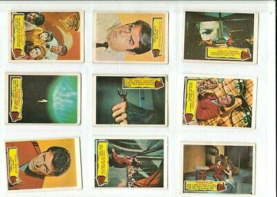 LAND OF THE GIANTS Full Set A&BC 55 Gum Cards 1969 Abc (less Than Half Guide) • 129.99£