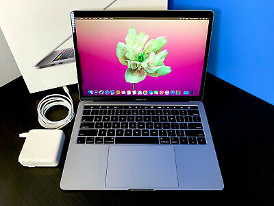 $1075 • Buy SPACE GRAY Apple MacBook Pro 13 TOUCH BAR | 2.9GHZ | 512GB SSD |WARRANTY OS-2019