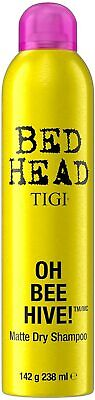 TIGI Bed Head Oh Bee Hive Dry Shampoo For Volume And Matte Finish, 238 Ml • 9.10£