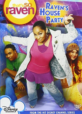That`s So Raven: Raven`s House Party Dvd New • 8.21£