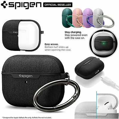 AU35.99 • Buy For Apple AirPods Pro Case Genuine SPIGEN Urban Fit Hard Fabric Slim Cover Skin