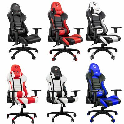 AU142.49 • Buy Furgle Gaming Office Chair Racing Executive Computer Seat PU Leather Recliner