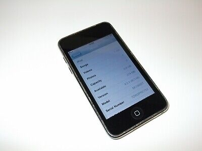 Apple IPod Touch 2nd Generation 8GB WiFi Bluetooth  • 15.99£