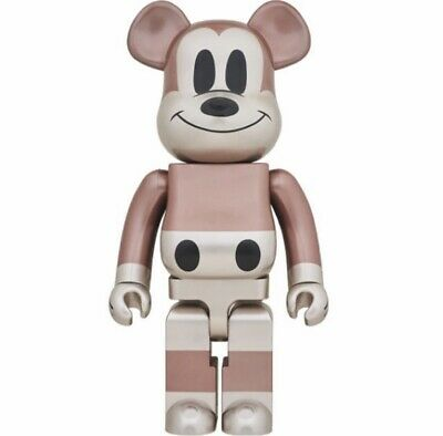 $3209.88 • Buy BE@RBRICK UNDEFEATED MICKEY MOUSE(A) 1000% Action Figure Medicom Toy