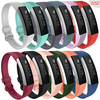 $ CDN12.52 • Buy 10 X Bracelet Replacement Sports Silicone Watch Band Strap For Fitbit Alta HR